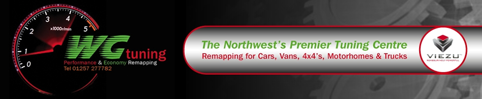 ECU remapping for performance or economy from WG Tuning Chorley